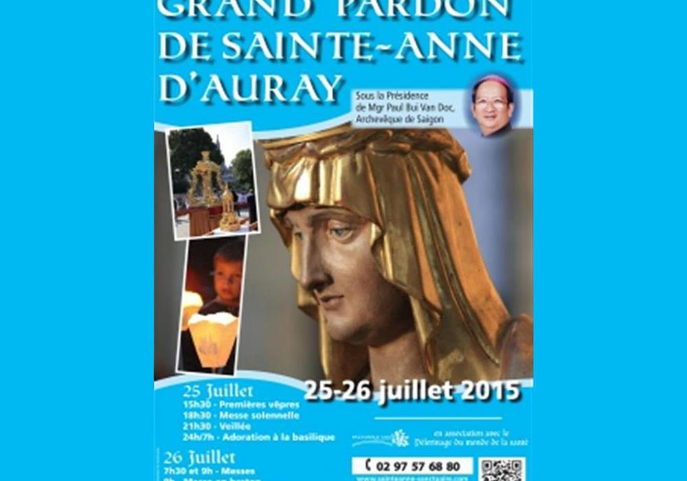 grand pardon de Ste Anne d'Auray